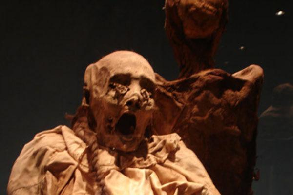 mumi paling mengerikan di dunia