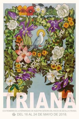 Romería del Rocío 2018 - Hermandad de Triana - Taller DAROAL