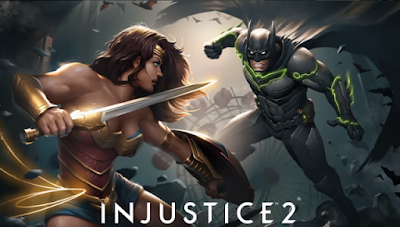 Injustice 2 Apk Mod Immortal Terbaru