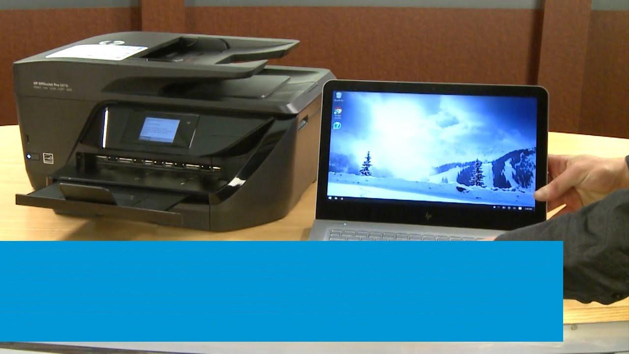 Hp Officejet Pro 6978 Error Printing