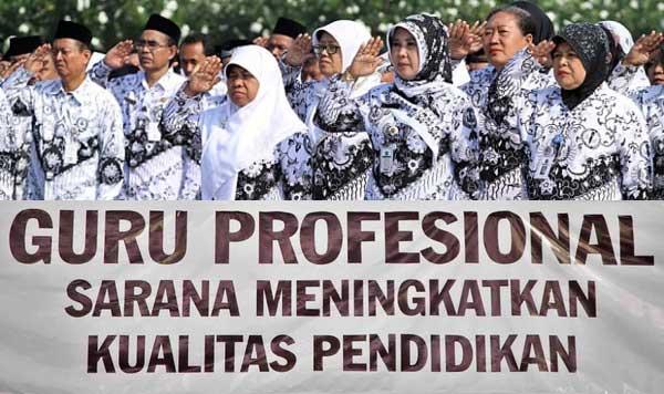 Pengertian Tunjangan Profesi Guru