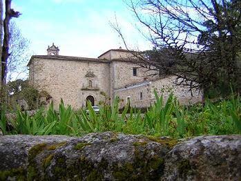 El Palancar, un monasterio diminuto