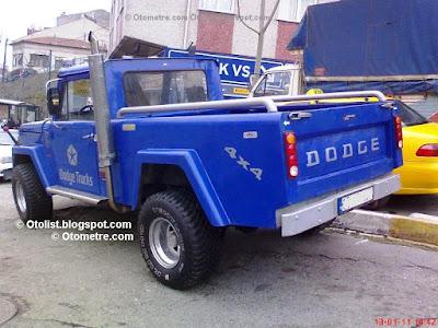 Bu araç ta bir Türk Klasiği...