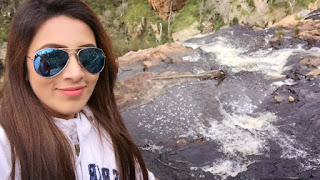 Bidya Sinha Saha New Selfie As Romantic