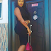Daniella Okeke serves us her hot behind, shows off one of her numerous cars