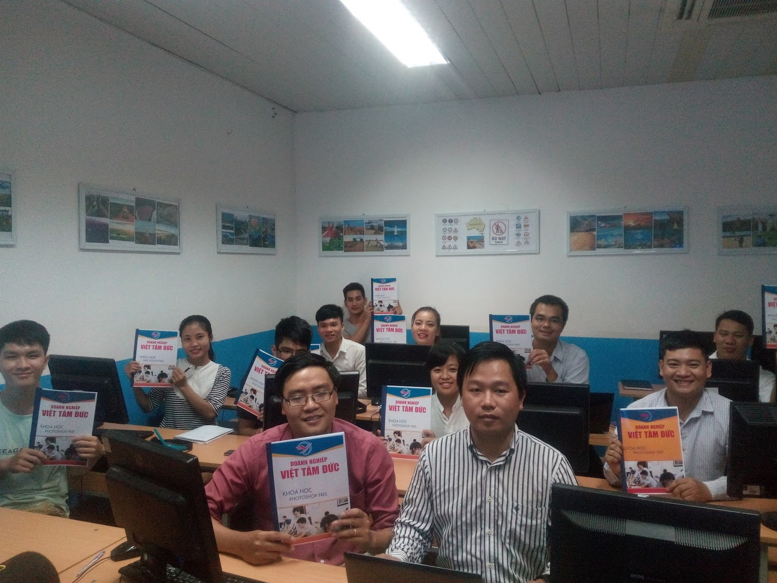 khóa học illustrator tại Ba Đình