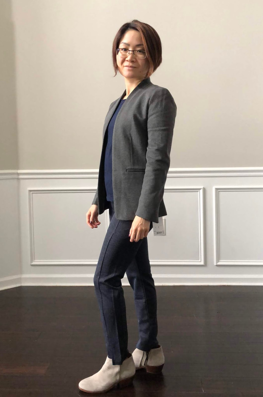 42254ad8c547 It s a fairly budget friendly blazer that can be worn to work and on the  weekends paired with jeans. Right now J.Crew is having a 30% off with code  AUTUMN.
