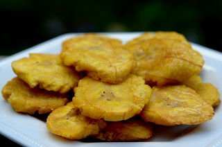 Fried Nigerian Obuunu plantains are served as a savory appetizer, snack or side dish recipe and is a favorite street food of Nigeria.