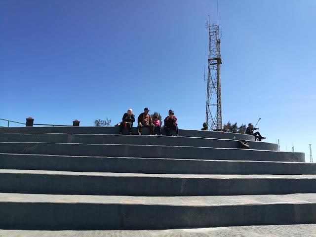 suasana view point Bromo