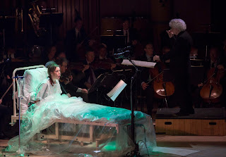 Ligeti - Le grand Macabre - Audrey Luna, Simon Rattle, LSO  - John Phillips/Getty Images