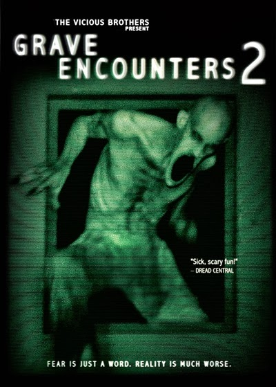 Grave Encounters 2 DVDRip Latino