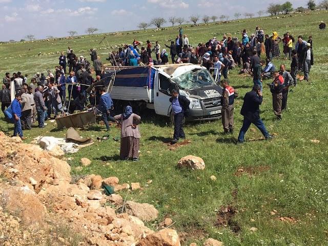 Yaylak'ta feci kaza: 4 ölü