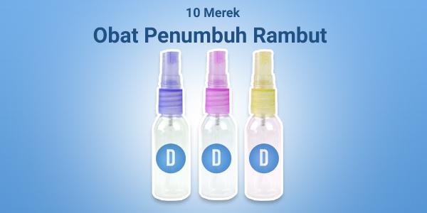 Permalink to 10 Merek Obat Penumbuh Rambut Paling Ampuh