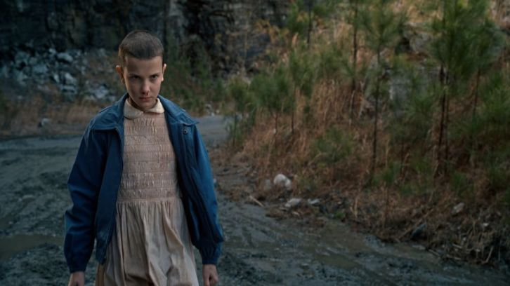 Performers Of The Month - August Winner: Outstanding Actress - Millie Bobby Brown