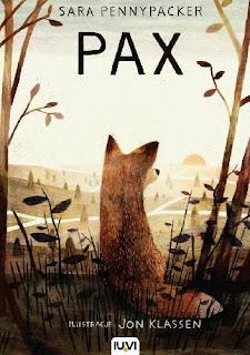 """Pax"" Sara Pennypacker"