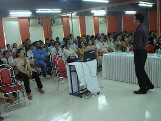 Career Counselling Seminar in City International School