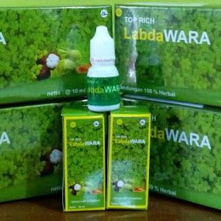LABDAWARA obat herbal paling ampuh