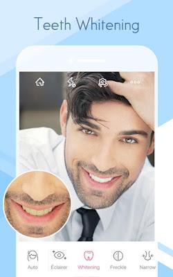 Come migliorare selfie da smartphone: Sweet Selfie