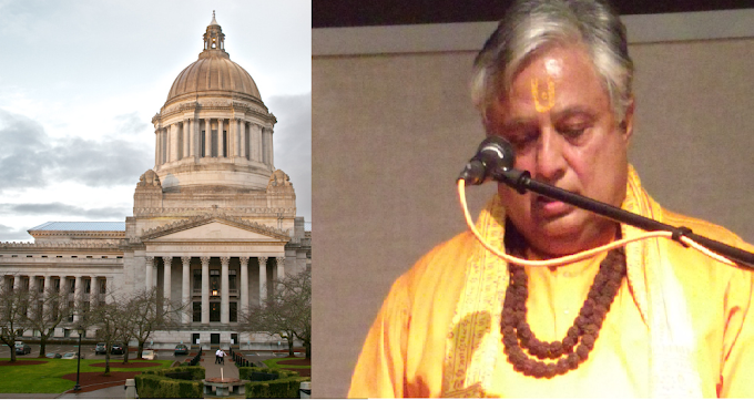 Hindu mantras to open Washington House of Representatives on March 6 in Olympia