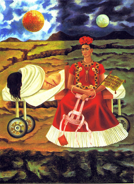 Reinette Frida Kahlo And Diego Rivera
