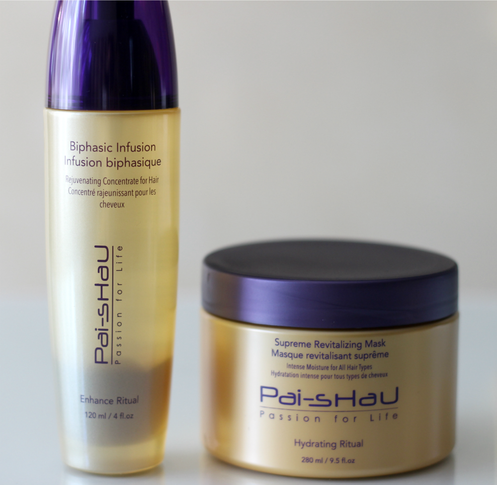 Pai-Shau Supreme Revitalizing Mask Biphasic Infusion