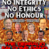 UPDATED | WHR #35 | No Integrity, No Ethics, No Honour
