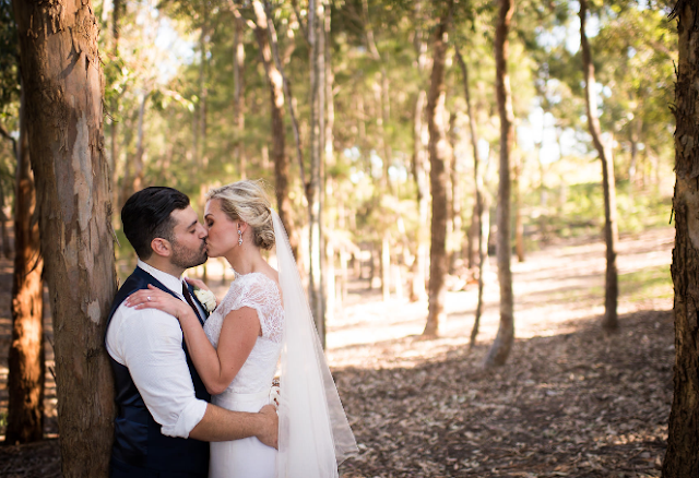 Sydney Park wedding photography