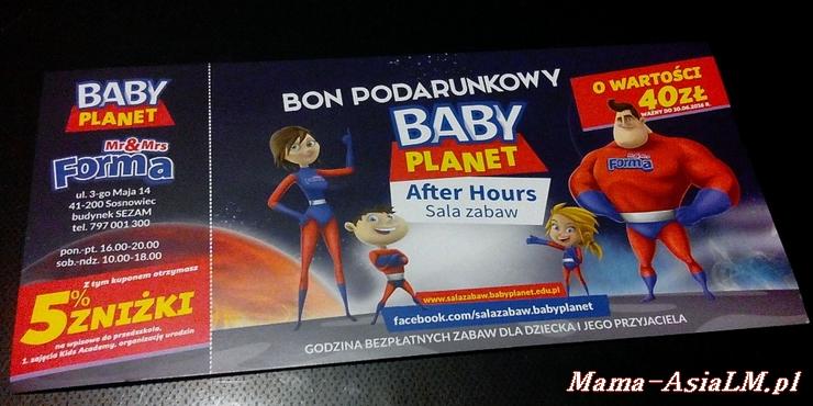 BabyPalnet bon targi rodzice i dzieciaki sosnowiec