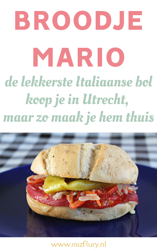 recept broodje mario pinterest