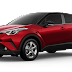 Warna Toyota All New C-HR 2018