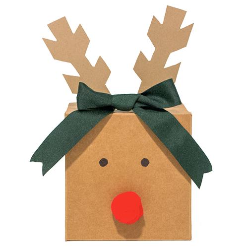 Reindeer Gift Box | LLK-C.com
