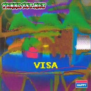Visa - Visa (1993) Album cover