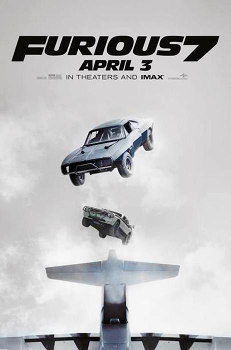 Poster nou Furious 7