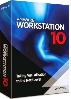 Download VMware Workstation 10 + Serial