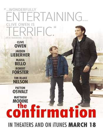 The Confirmation 2016 Hindi Dual Audio 350MB BluRay 480p ESubs