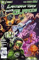 Os Novos 52! Lanterna Verde - Os Novos Guardiões #2