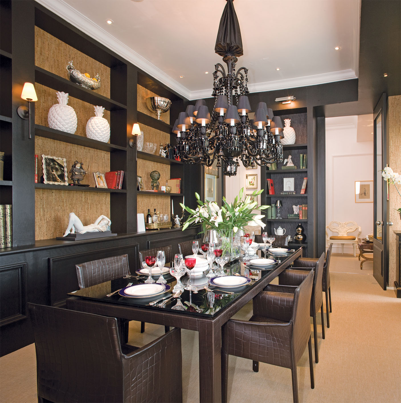 Apartement: Home Interior Design: Design Inspiration From Park Avenue
