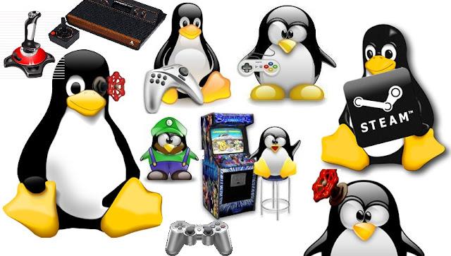 Conheça 5 distribuições GNU/Linux voltadas para jogos!