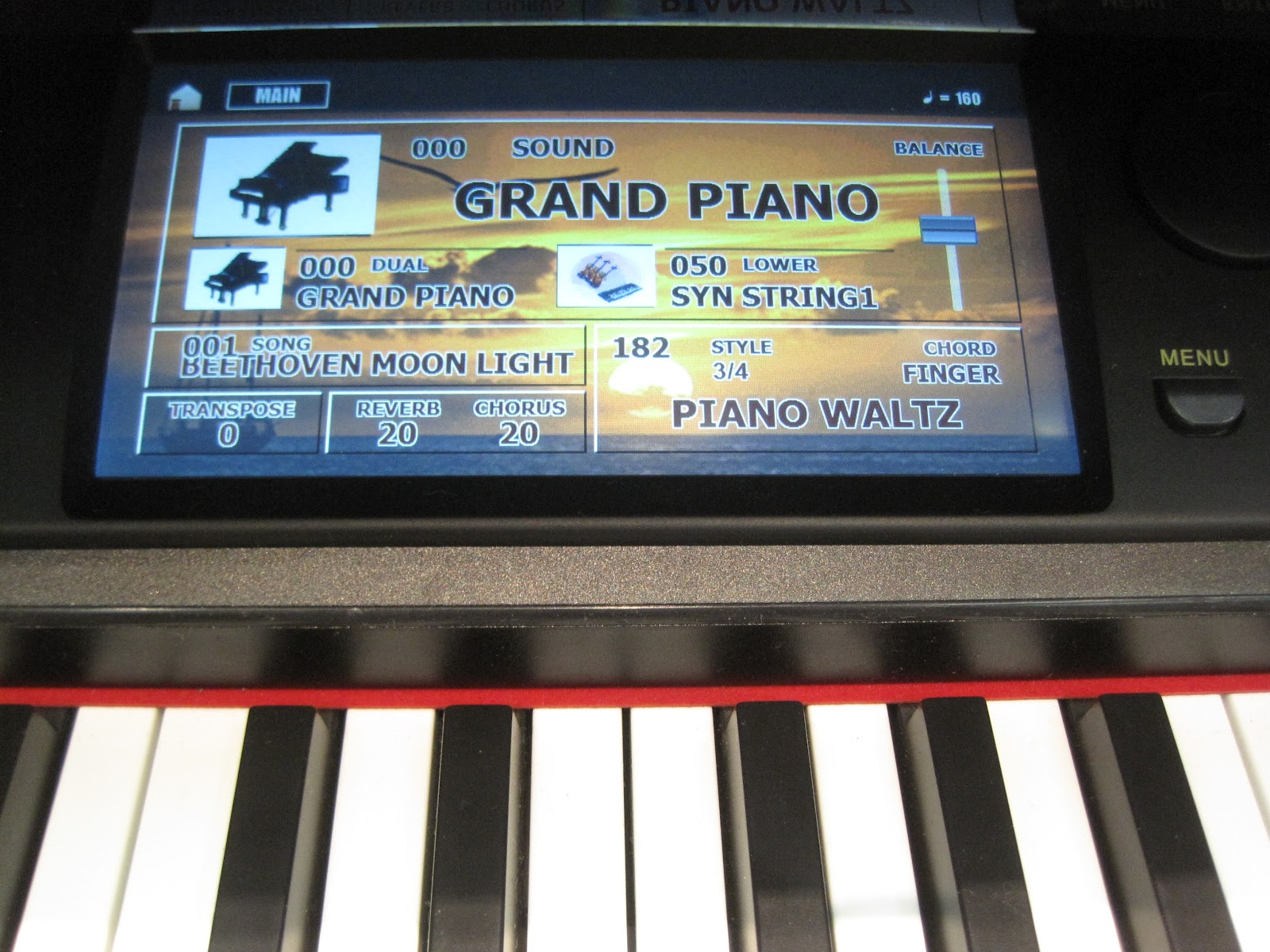 Yamaha Keyboard Screen Output To Computer