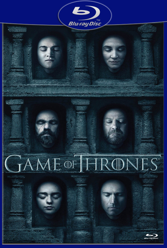 Game of Thrones 6ª Temporada – Torrent (2016) HDTV 720p Dual Áudio
