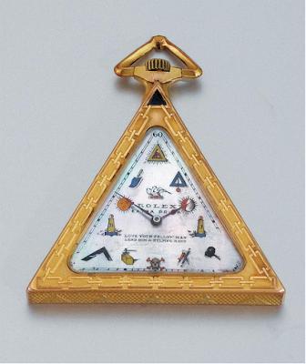 Rolex_simbolos_masonicos_triangulo