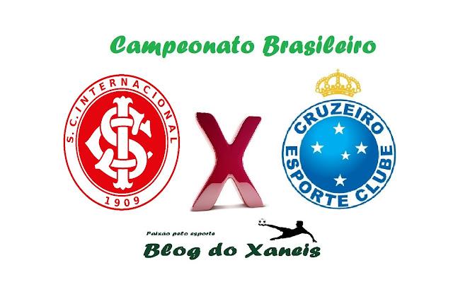 Internacional x Cruzeiro Brasileirão Série A 27/11/2016, 17:00 Estádio Beira-Rio