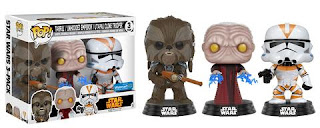 Star Wars: Revenge of the Sith 3-pack