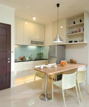 10 Inspirasi Desain Dapur Minimalis