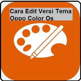Cara Edit Versi Tema Oppo Agar Tembus Ke Semua Aplikasi