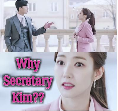 Sinopsis Drama Korea Why Secretary Kim Di TvN