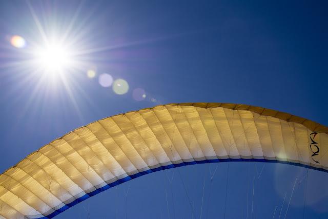 Marzenie o skoku na spadochronie