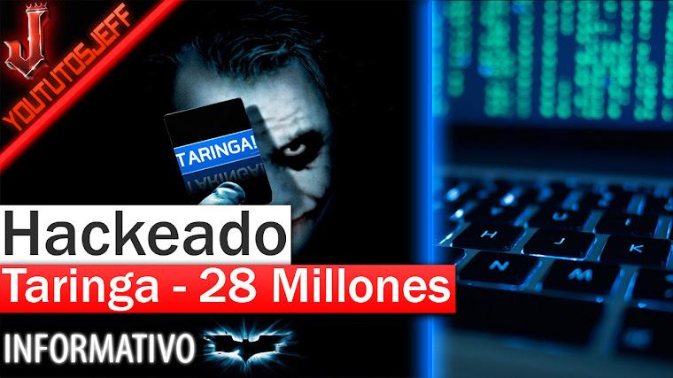Taringa Hackeado - 28 millones de cuentas en peligro