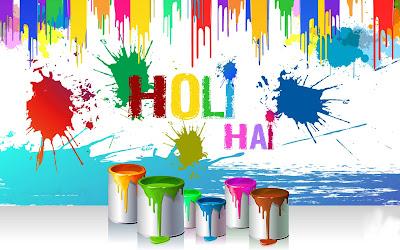 Happy Holi Hindi Quotes 2017 Shayari