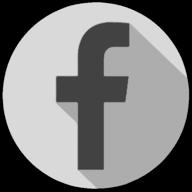 facebook whiteout icon
